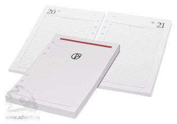 Внутренний блок ежедневника-портфолио А5 (145х205 мм)