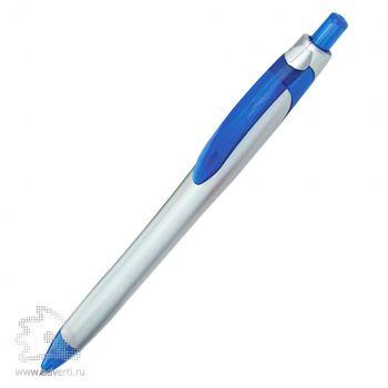 Ручка шариковая «Бриз Сильвер», синяя