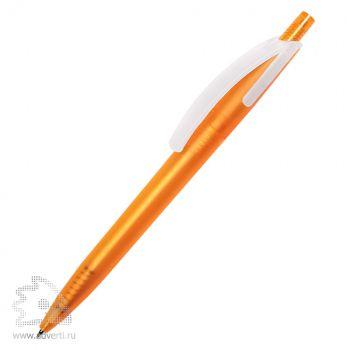 Ручка шариковая «Лагуна Фрост», оранжевая