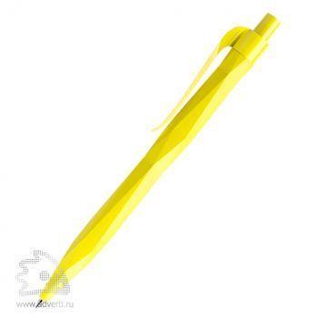 Ручка шариковая «QS 20 PMP», желтая