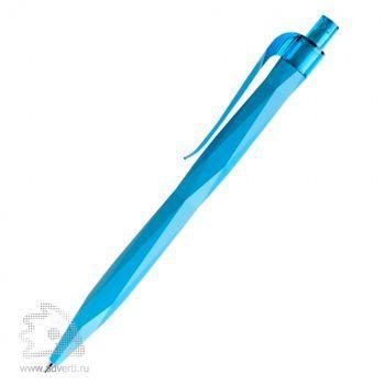 Ручка шариковая «QS 20 PMT», голубая