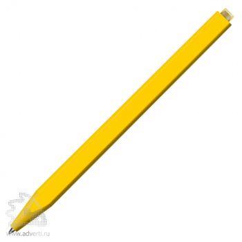 Шариковая ручка «Radical Matt», желтая