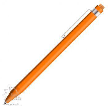 Шариковая ручка «Radical Metal Clip Matt», оранжевая