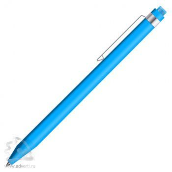 Шариковая ручка «Radical Metal Clip Matt», голубая