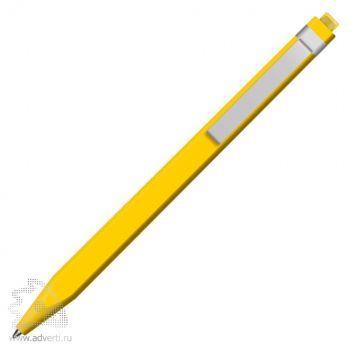 Шариковая ручка «Radical Metal Clip Matt», желтая