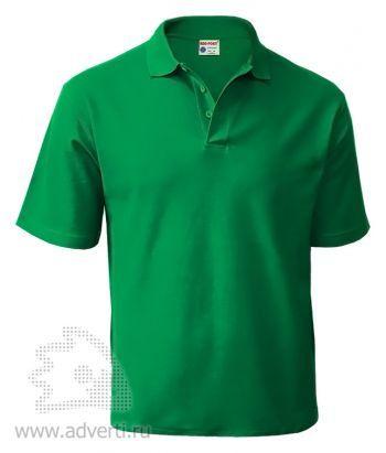 Рубашка поло «Red Fort», мужская, зеленая