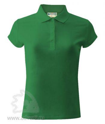 Рубашка поло «Red Fort», женская, зеленая