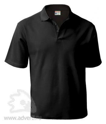 Рубашка поло «Red Fort», мужская, черная