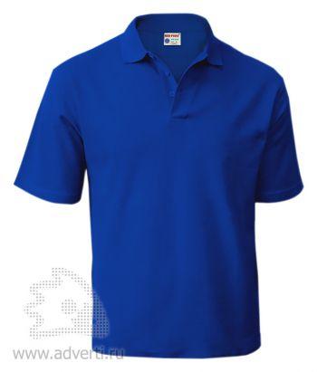 Рубашка поло «Red Fort», мужская, синяя