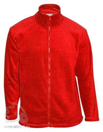 Куртка «Red Fort Cyclone», красная