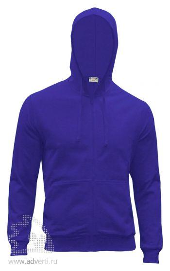 Куртка-толстовка с капюшоном «Red Fort Forano», цвет роял