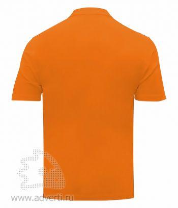 Рубашка поло «Red Fort», мужская, оранжевая оборот