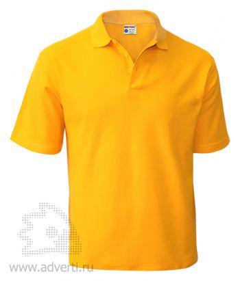 Рубашка поло «Red Fort», мужская, желтая