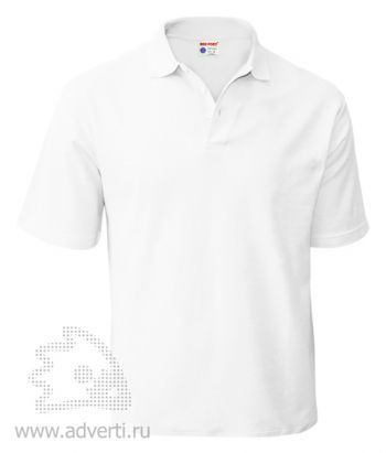 Рубашка поло «Red Fort», мужская, белая