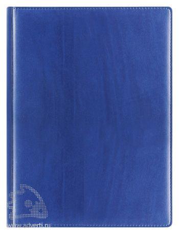 Ежедневники и еженедельники «Reina», синие