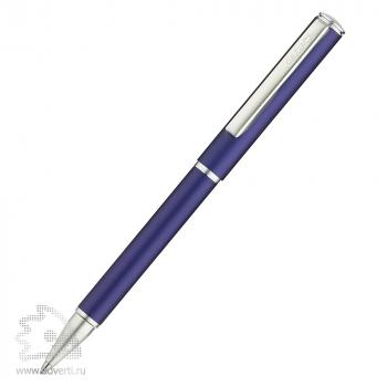 Шариковые ручки «Ростов», матовая Салiасъ, синяя