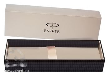 Ручка-роллер «Parker IM Brushed Metal GT», упаковка