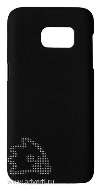 Чехлы для Samsung Galaxy S7, черные, soft touch