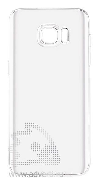 Чехлы для Samsung Galaxy S7, белые, soft touch