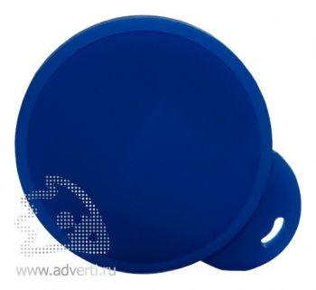 Флеш-память «Silikon Dew», темно-синяя