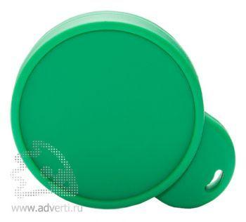 Флеш-память «Silikon Dew», зелёная