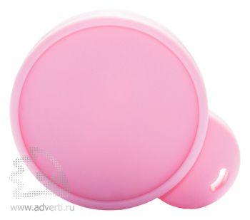 Флеш-память «Silikon Dew», розовая