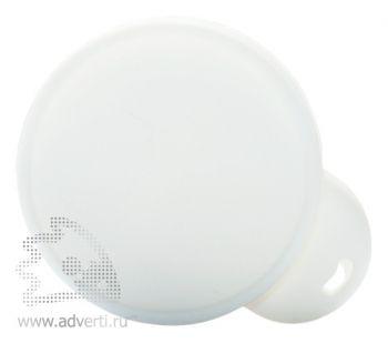Флеш-память «Silikon Dew», белая