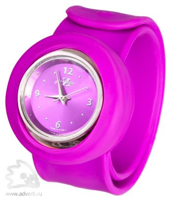 Часы «Mini Slap On Watch», фиолетовые