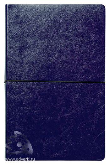 Ежедневники «Status», синие