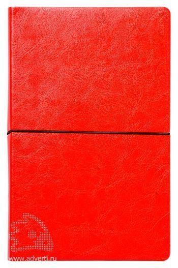 Ежедневники «Status», красные