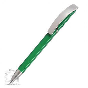 Шариковая ручка «Starco Color», зеленая