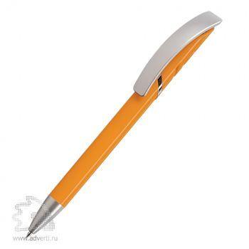 Шариковая ручка «Starco Color», оранжевая