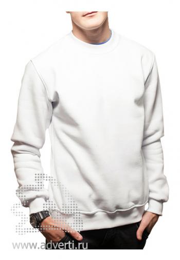 Свитшот «Универ Клаб», унисекс, белый