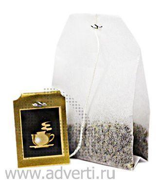 Пакетированный чай в подарочной коробке