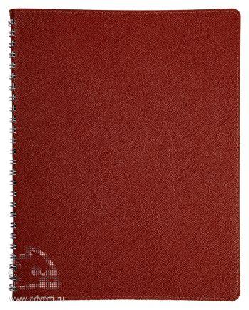 Еженедельники «Tintoretto», коричневые