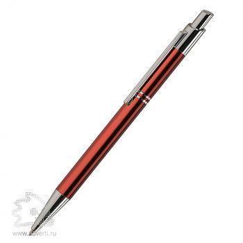Шариковая ручка «Tiko», красная