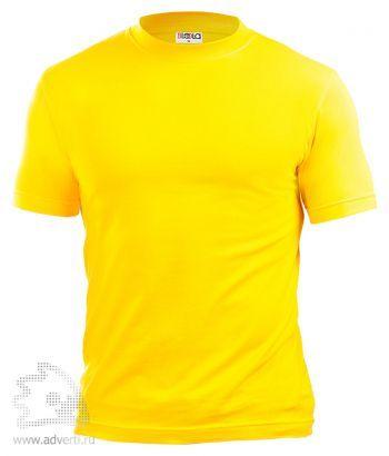 Футболка LEELA «160», желтая
