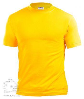 Футболка LEELA «160», светло-желтая