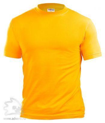 Футболка LEELA «160», ярко-желтая