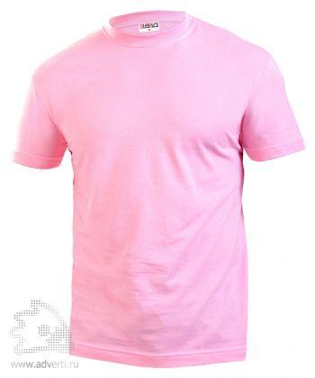 Футболка LEELA «160», розовая