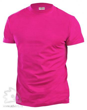 Футболка LEELA «160», ярко-розовая