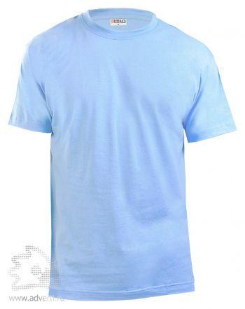 Футболка LEELA «160», голубая