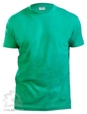 Футболка LEELA «160», зеленая