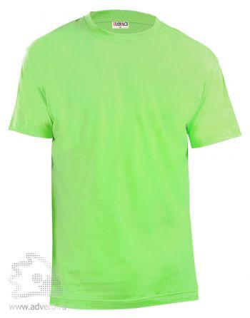 Футболка LEELA «160», светло-зеленая