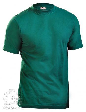 Футболка LEELA «160», темно-зеленая