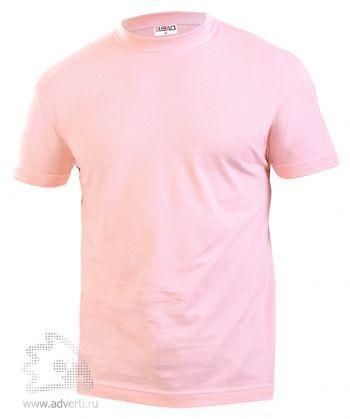 Футболка LEELA «160», светло-розовая