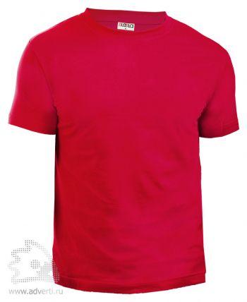 Футболка LEELA «160», темно-красная