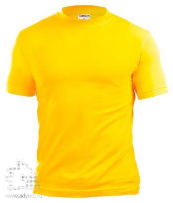Футболка LEELA «180», желтая