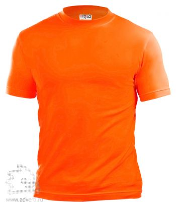 Футболка LEELA «180», оранжевая