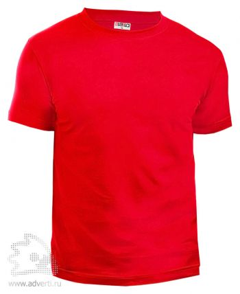 Футболка LEELA «180», красная